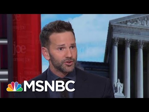 Aaron Schock Looks Back On What Went Wrong And To What's Ahead | Morning Joe | MSNBC