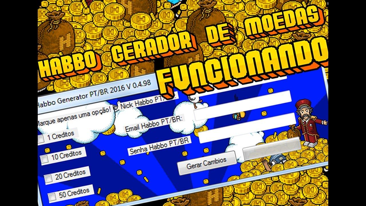 gerador de moedas habbo br gratis