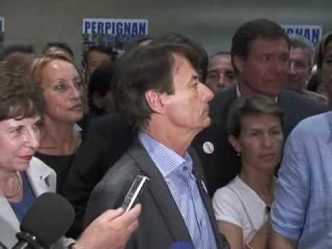 Conférence de presse du 2°tour