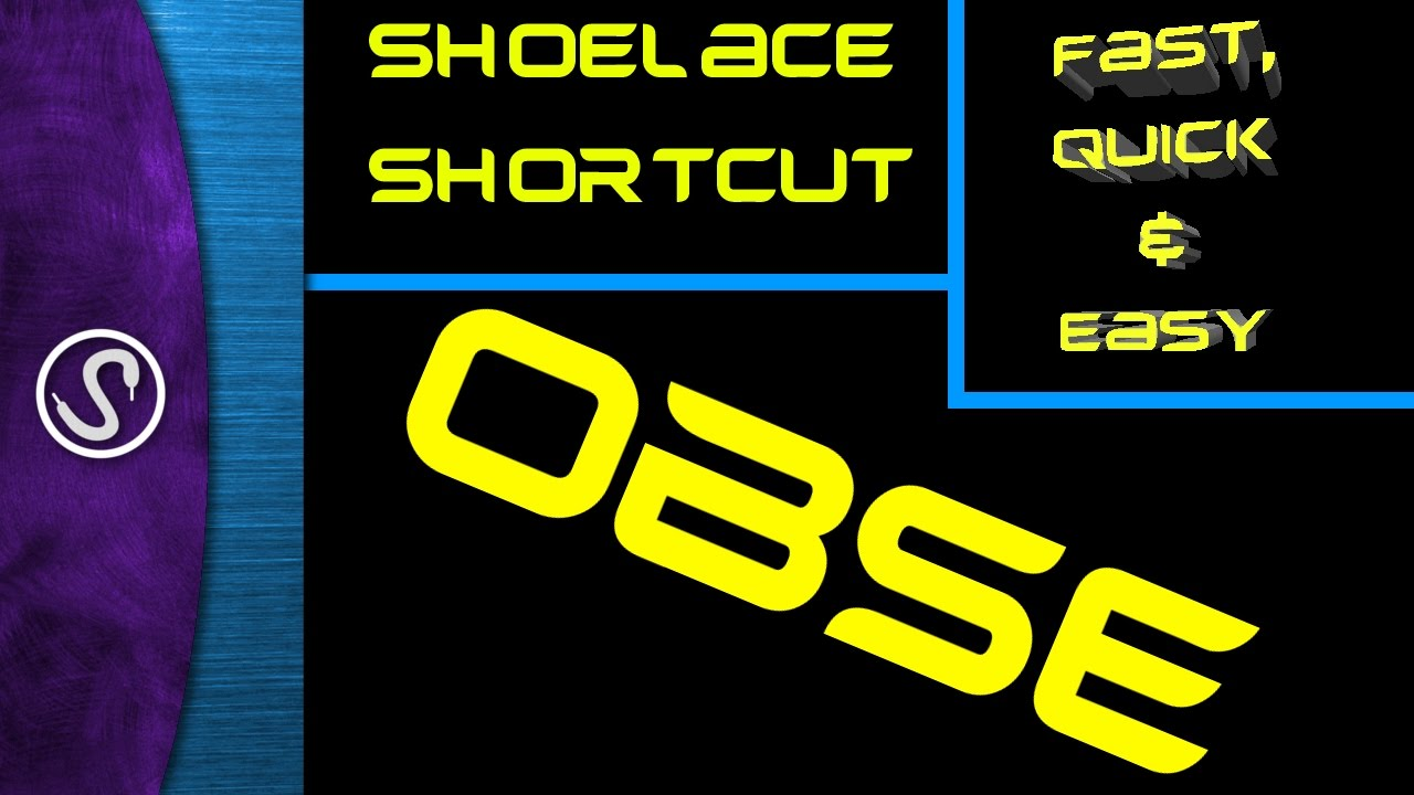 how to use obse