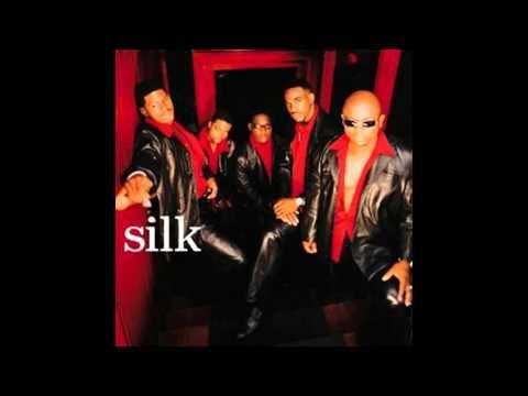 Silk meeting in my bedroom