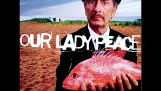 Watch Our Lady Peace Happiness  The Fish video