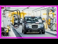 New 2017 london taxi: £300m coventry plant opens to build new black cab