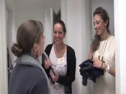 Europa Fashion Show parte 1 (Backstage)