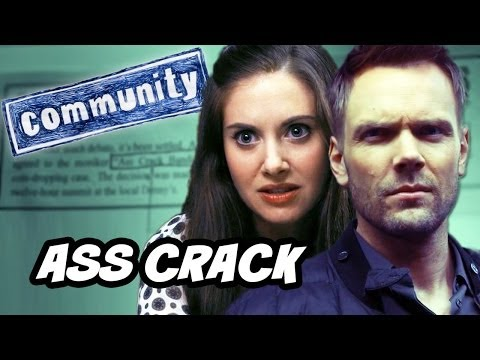 Community Season 5 Episode 3 Review - Ass Crack Bandit