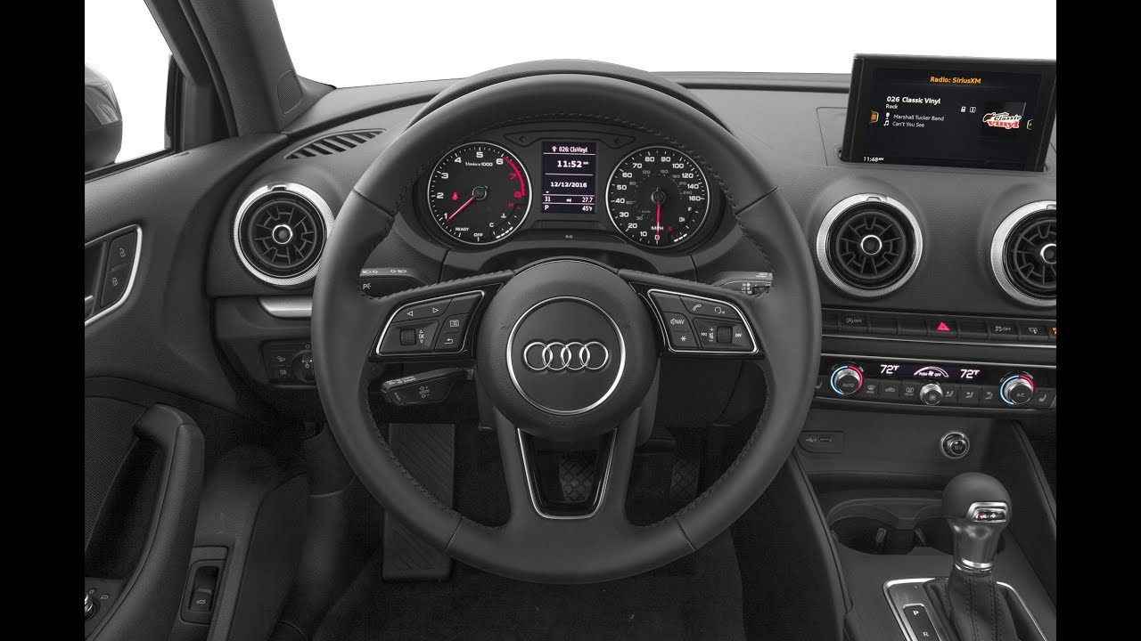 Audi A3 Sportback Interieur The New 2018 Audi A3 Sportback Exterior Interior