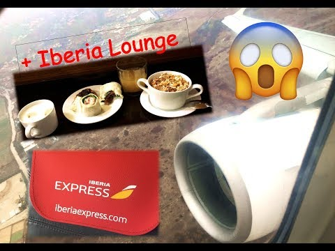[✈︎TRIP REPORT✈︎] OMG - My First IBERIA EXPRESS Low Cost Experience [!!]