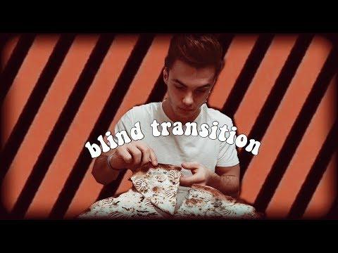 blind/curtain transition (cute cut)