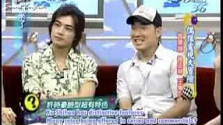 [11 Jun 2007] Kangxi - WWL Cast (eng subs) 1/5