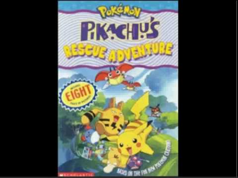 Pikachu's Rescue Adventure song English