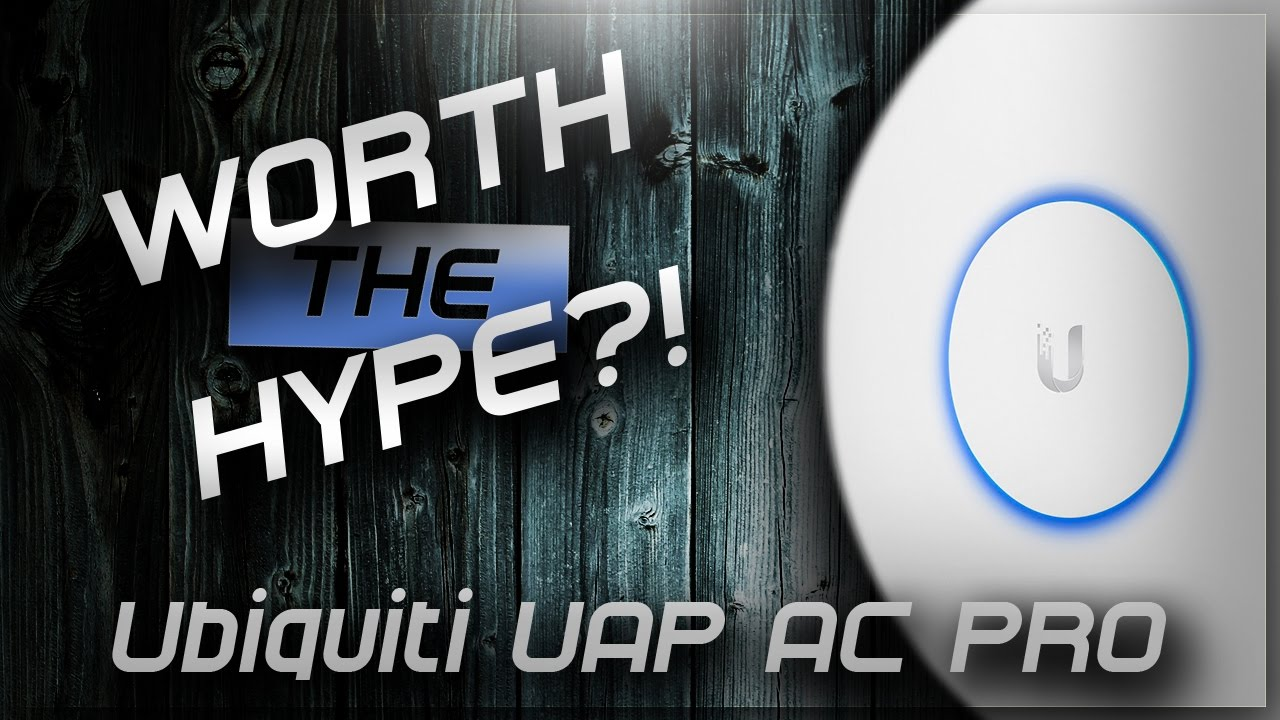 faster wifi is this the answer ubiquiti unify uap ac pro [ 1280 x 720 Pixel ]