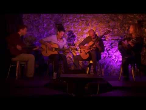 """""""Le quatuor méditerranéenne"""" en live sur Canal9"""
