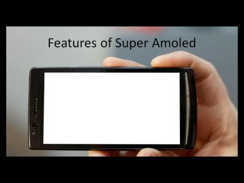 Retina Display vs  Super Amoled