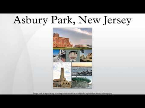 Asbury Park, New Jersey