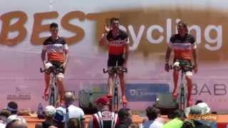 Clase de cicloindoor completa: Desafío Bestcycling 2014 - Nacho Bosquet