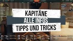World of Warships   Anfänger Guide   Kapitäne