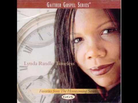 Lynda Randle-Down at the cross