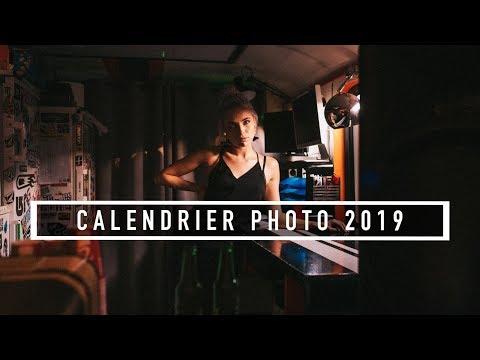 CALENDRIER PHOTO 2019
