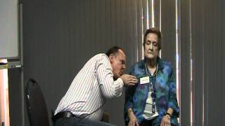 Hypnosis Training  - Mesmerism & Hypnosis combination for treating a cough