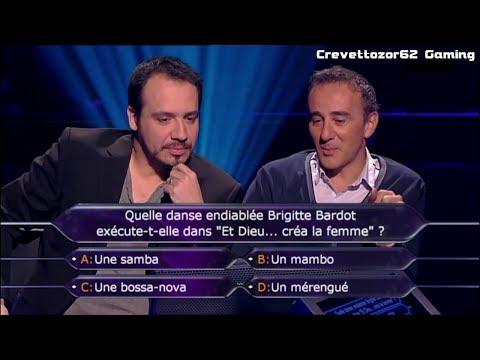 Qui Veut Gagner Des Millions (QVGDM) - 21/12/2013 - Elie Semoun et Alexandre Astier