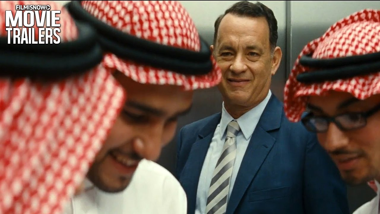 """Download Tom Hanks is in Saudi Arabia in """"A Hologram for the King"""" 