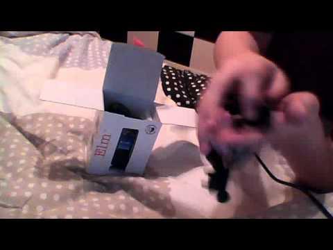 Sony Ericsson Elm Unboxing