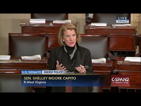 Capito Floor Speech on the Energy Policy Modernization Act