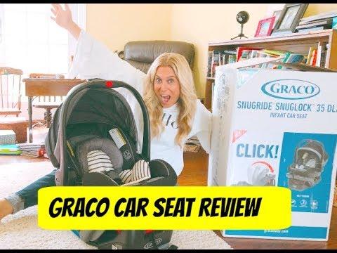 Graco SnugRide SnugLock 35 DLX Infant Car Seat REVIEW