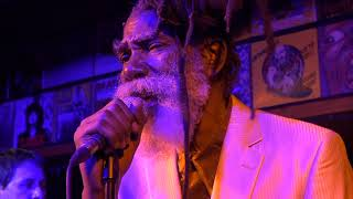 Don Carlos 'Satta Massagana' with Dub Vision April 21 2018 Reel Fish Shop