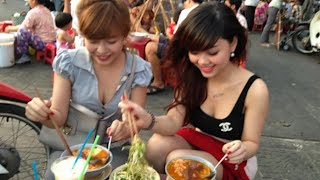 Cuộc Sống Đài Loan - chợ đài loan có gì ? - Trương Đình Đại