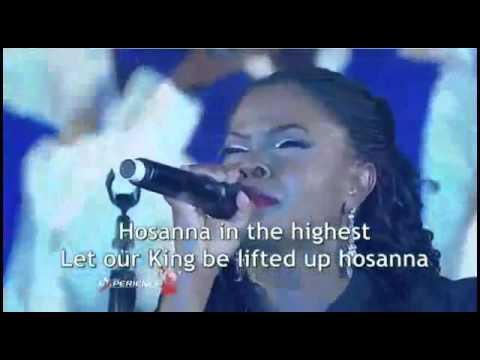 EXPERIENCE 2015 LIVE   ONOS ALAGBARA AND HOUSE ON THE ROCK MASS CHOIR @ The Experience 10, Lagos
