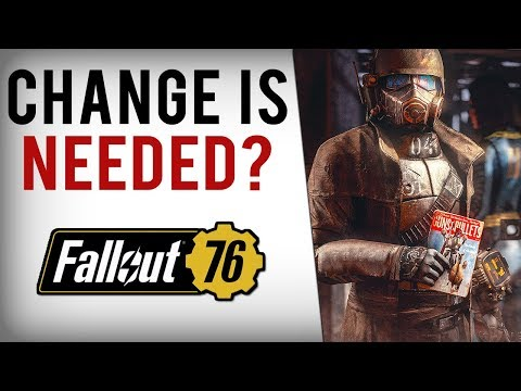 EX-FALLOUT 76 Dev Discusses Criticism Of Changes Coming To Fallout 76!