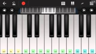 تعليم عزف اغنية فوك النخل فوك لناظم الغزالي بشكل مبسط جدا