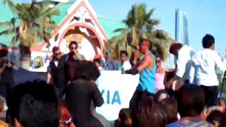 honey singh at wonderland dubai on holi festival