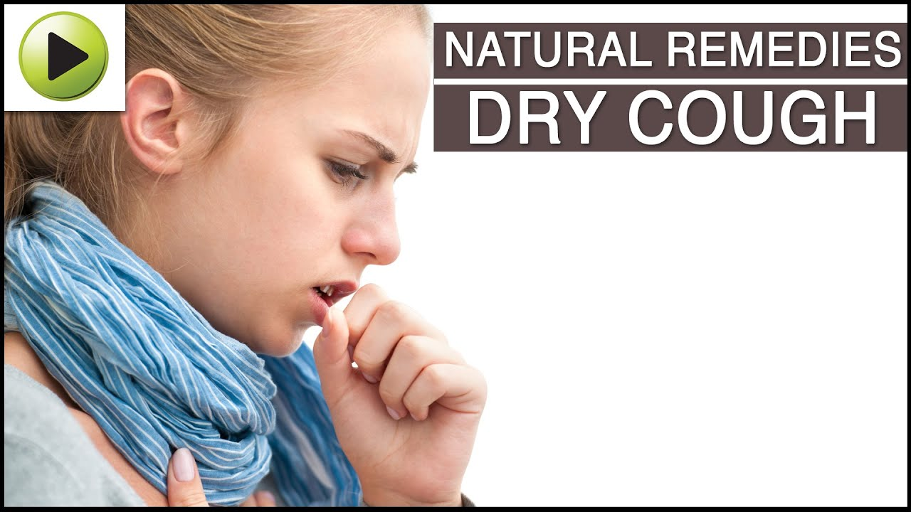 Dry cough natural ayurvedic home remedies youtube ccuart Image collections