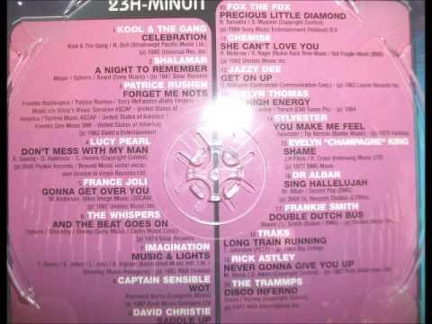 NIGHT FEVER CD 2