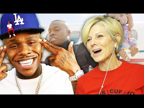 Mom REACTS to DaBaby - Goin Baby