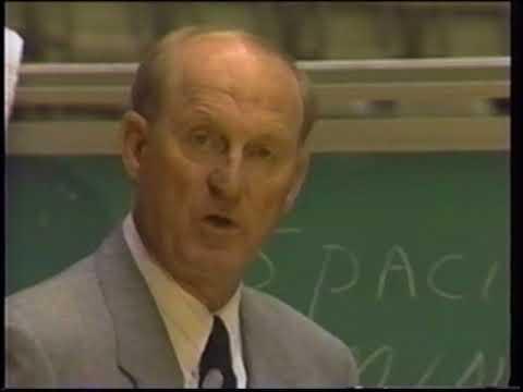 Norm Stewart | Triple Post Offense