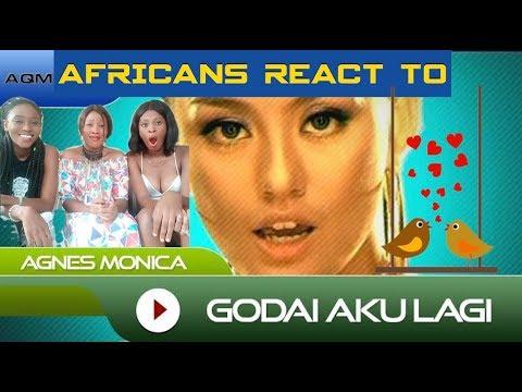 Agnes Monica - Godai Aku Lagi Reaction video by AGA