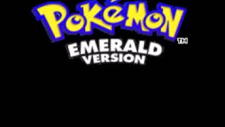 Pokémom Emerald 1# STARTING