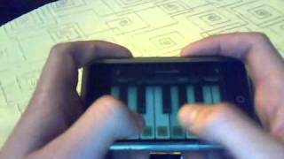 Requiem for a Dream on iPhone / iPod Touch piano (new version)