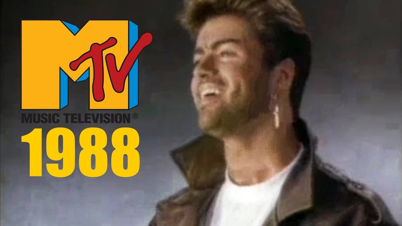 George Michael - MTV Interview (February 2nd, 1988) The Faith Tour