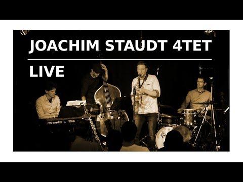 Joachim Staudt 4tet - Live im Club Voltaire