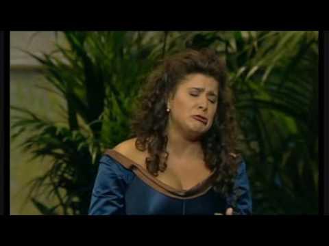 Vivaldi -Gelosia; Cecilia Bartoli