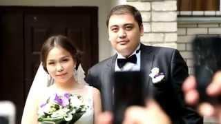 жених круто поёт на свадьбе г.Усть -Каменогорск