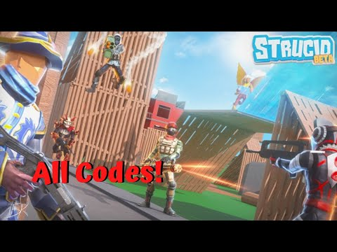 Strucid All Working FREE $$$ Codes!!! Roblox 2020