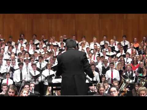 THE ARMED MAN - A MASS FOR PEACE | Karl Jenkins