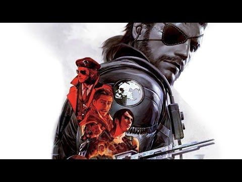 Metal Gear Solid V: The Phantom Pain Gameplay Demo - E3 2015