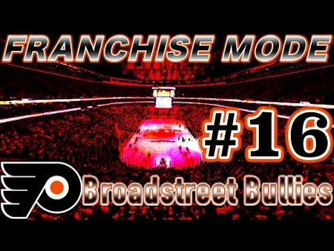 "NHL 17 Franchise | Philadelphia ep. 16 ""Trade Temptation is Strong"""