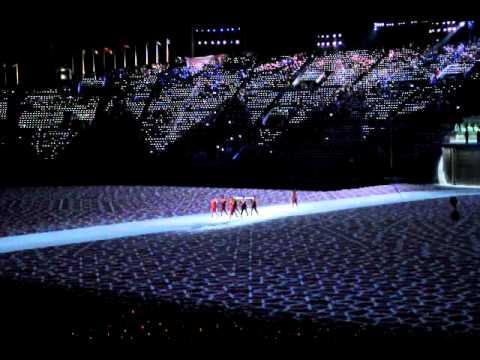 Arab games opening ceremony countdown Qatar 2011